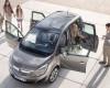 Обновления Opel Meriva