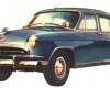 Ретро-автомобили СССР: ГАЗ-21 и его модификации