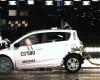 2012 Chevrolet Sonic получил высшие оценки в краш-тестах NHTSA