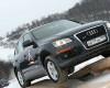 Тест драйв Audi Q5: компактный, многоцелевой внедорожник