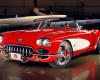 Горячая «классика»: Pogea Racing сделала тюнинг великолепного Chevrolet Corvette 1959-го года