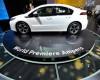 На автосалоне в Женеве был назван автомобиль года