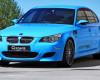 Тюнинг-студия G-Power увеличивает мощность «юбилейного» BMW M5 Hurricane RR до 818 л.с.