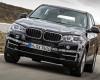 Гибридному автомобилю BMW X5 «дали добро» на серийное производство
