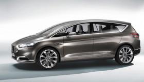 Новый Ford S-Max умеет следить за состоянием здоровья пассажиров