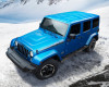 Jeep Wrangler Polar – специальная версия «хардкорного» внедорожника будет продаваться в России от 1 993 тыс. рублей