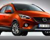 Mazda готовит свой ответ кроссоверам Opel Mokka и Nissan Juke