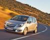 Приём заказов на рестайлинговую версию Opel Meriva начнётся в ноябре