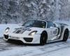 Суперкар-гибрид Porsche 918 будет выпущен в 2013 году