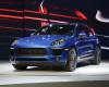 Известна цена Porsche Macan для российского рынка