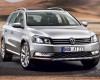 Volkswagen Passat AllTrack – внедорожный универсал с мужским характером