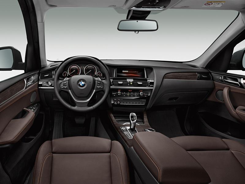Новая BMW X3
