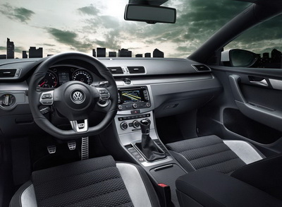 Volkswagen Passat CC тест-драйв