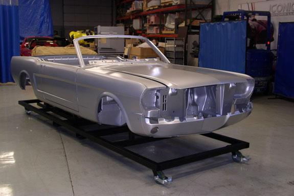 Кузов на оригинальный кабриолет Mustang за 15 тысяч долларов