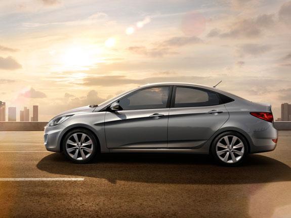 Hyundai Accent постарается завоевать сердца европейцев