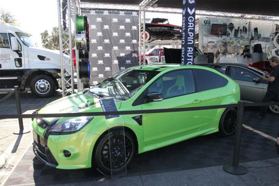 Ford Focus во всей красе!