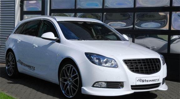 Opel Insignia доказал, что немцы умеют удивлять