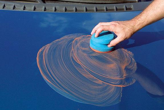 Защищаем лакокрасочное покрытие автомобиля от внешних воздействий