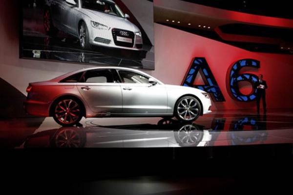 Гибрид Audi Q6 великолепен и экономичен.