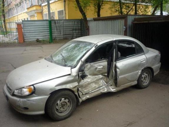 Что делать с битым автомобилем? Рассмотрите все альтернативы