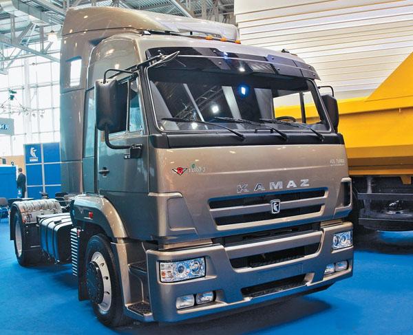 В этом году автоконцерн КАМАЗ опережает свои планы