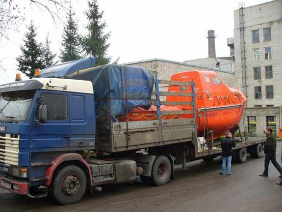 Популярность перевозки негабаритных грузов не падает